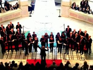 Concierto Ayuntamiento Madrid Cibeles